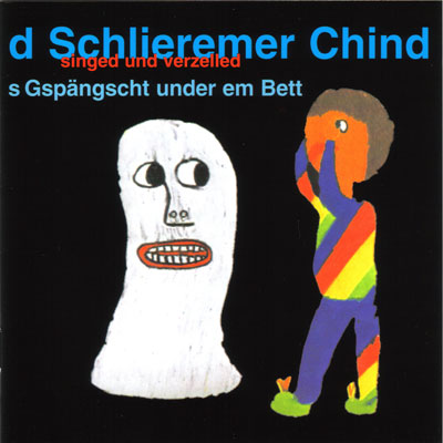 Bild CD Cover sGspänscht under em Bett